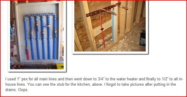 17 best images about plumbing on pinterest bathroom for Using pex for drain lines