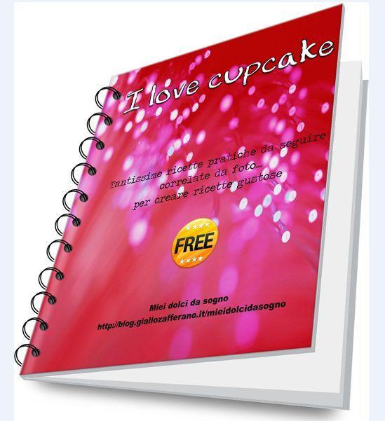 """PDF gratuito """"I LOVE CUPCAKE"""""""