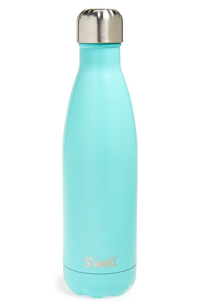 S'well 'Turquoise Blue' Stainless Steel Water Bottle