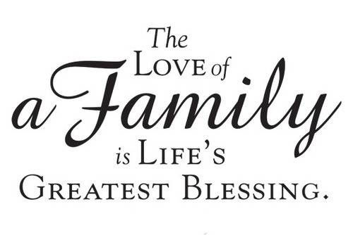 Gallery For > Quotes About Family Love And Strength