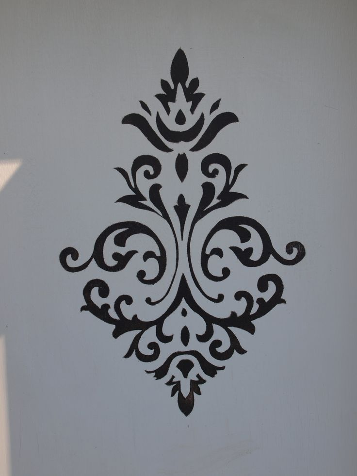 58 best pochoir images on Pinterest Stencil, Stencils and Home ideas - pochoirs muraux a peindre