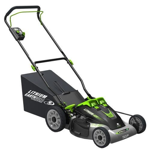 """Buy 20"""" 3-in-1 Mulch, Side Discharge & Rear Bag Cordless Electric Mower Online & Reviews"""