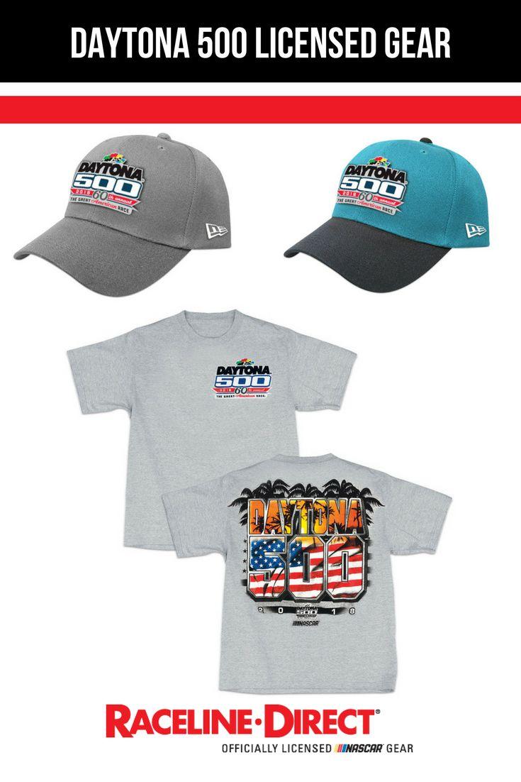 Daytona 500 Licensed Gear