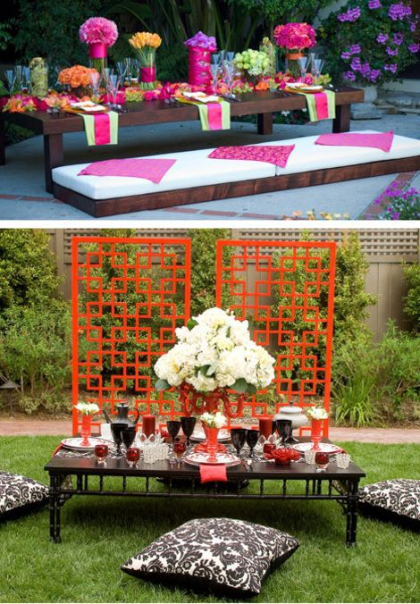 17 best images about chinese party theme on pinterest for Japanese themed garden plants