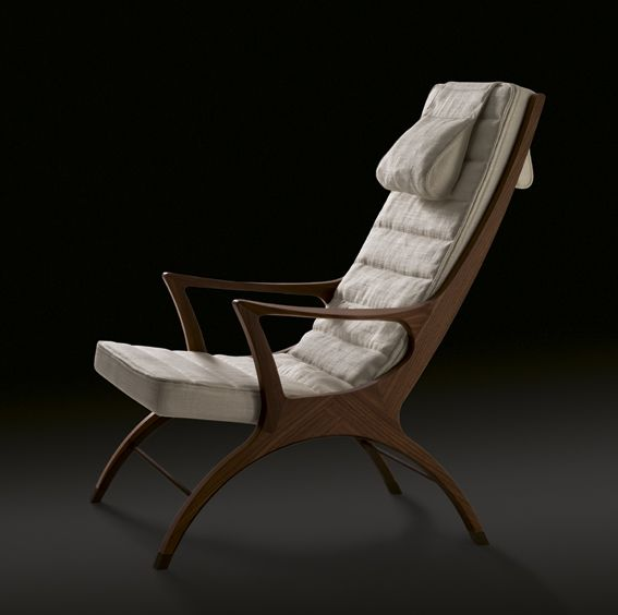 Olivia by #Giorgetti from Milan Fair 2013.