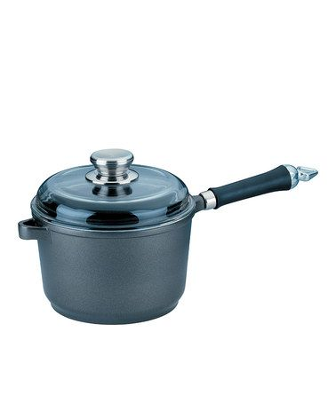 Take a look at this Black Saucepan by BergHOFF on #zulily today!