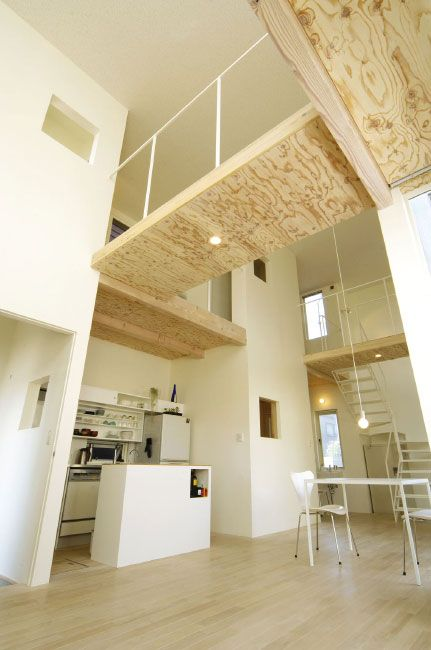 great use of the natural color of materials