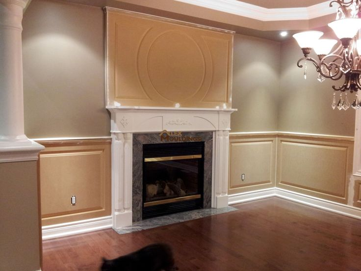 Best Custom Millwork Arches Panels Images On Pinterest Arches - Cornice crown moulding toronto wainscoting coffered ceiling