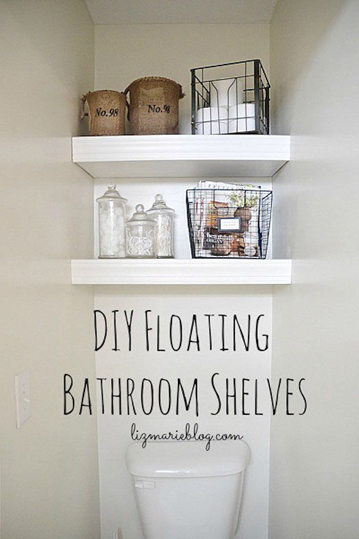 22 Inexpensive Projects That Will Add A Touch Of Class To Your Home Floating Shelves Diy