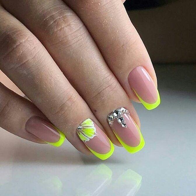 Понравилась идея?➡ ❤ #идеиманикюра #френч #дизайнногтей #шеллак #nail #модныеноготки #nails #nailswag #instanails #cutenails #маникюр #дизайнногтей #мода #ногти #взаимныелайки #лайкиinstagram #like4like #nailspolish #cutenails #fashion #followme #nailswag #nailvideo #fashionblogger #vsco #nailsarts #ногтики #ногтилук #красивыеногти #ногтидизайн #педикюр #naillove #nailmaster