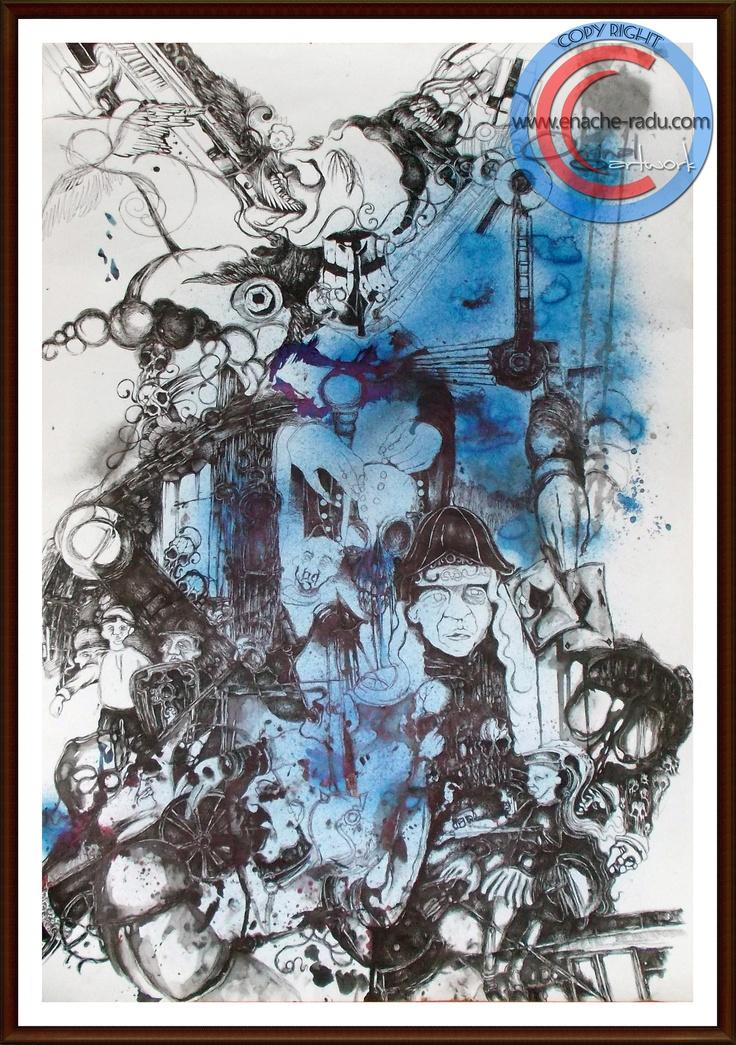 http://www.enache-radu.com/2013/01/pen-and-ink-drawings-ink-drawing-13.html    http://www.paintings-er.com