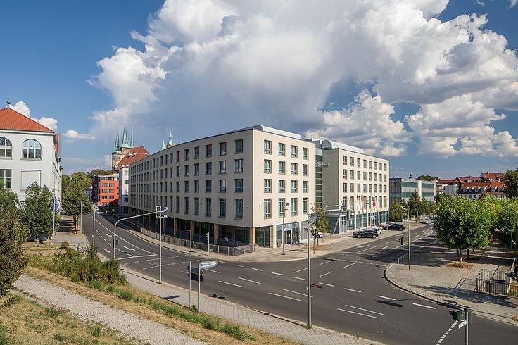 Arcadia Grand Hotel in Erfurt
