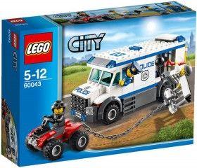 Lego City Prisoner Transport 60043
