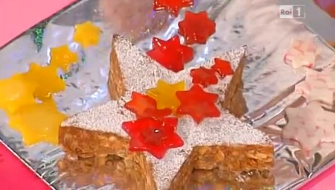 Oggi a Dolci dopo il tiggì del 9 dicembre 2014, Sal De Riso con Anna Moroni ci presentano la ricetta del pan forte. Scopriamo insieme com...