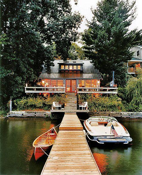 Lake House / Thom Filicia