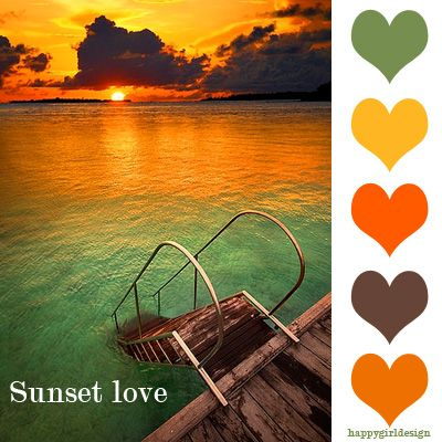 The Best Images About Colour Analysis Color Time Sunset On - 12 destinations to see the most beautiful sunsets ever