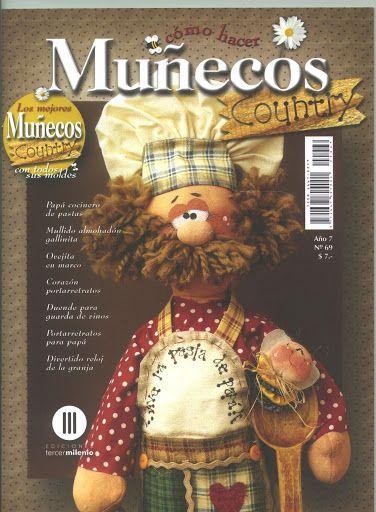 munecos country 69 - Marcia M - Álbumes web de Picasa