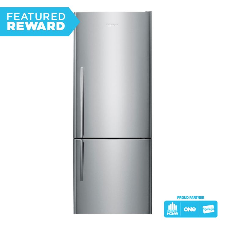 #OFHNZ Fisher & Paykel 403 Litre Elegance Fridge Freezer Stainless Steel #flybuysnz #10950points #OFHNZ