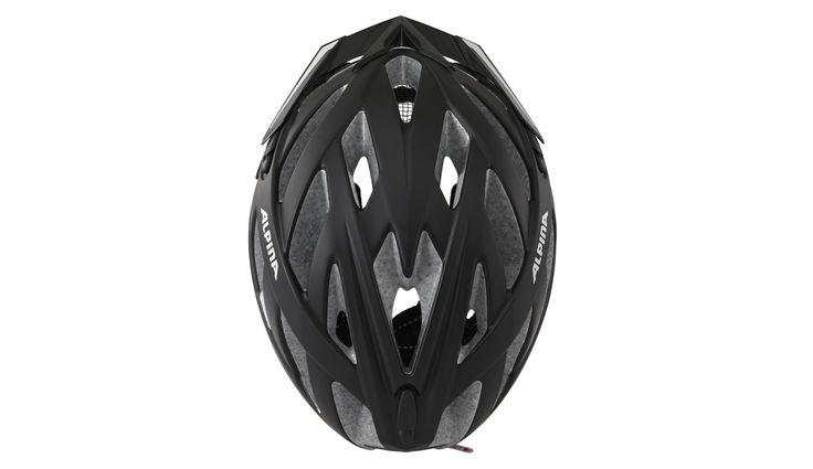 Alpina Panoma City Helm black matt reflective günstig kaufen bei ▷ fahrrad.de