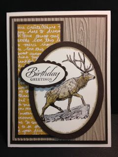 494 best stamping ideas masculine cards images on pinterest male a the wilderness awaits wetlands masculine birthday card bookmarktalkfo Choice Image