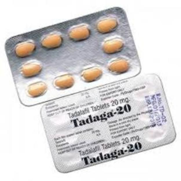 Tadalafil (Tadaga) 20mg Tablets are used to treat the physical problems of erectile dysfunction in men. Blue magic pills  provide tadaga 20mg tablets in cheap cost.  These tablets are safe to use and effectively cure impotence and diseases associated with PDE5 inhibitors.  Buy tadaga 20mg online here http://bluemagicpills.com/product/tadaga-20mg/