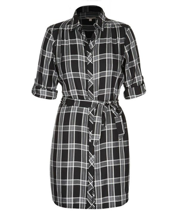 Shirt dresses we love for #winter 2016. #style #fashion #dresses