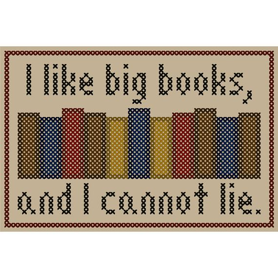 From Subversive Cross Stitch: Crosses Stitches Patterns, Crossstitch, Crosses Stitches Books, Cross Stitch Charts, Crosses Stitches Charts, Cross Stitch Patterns, Cross Stitches, Big Books, Books Crosses