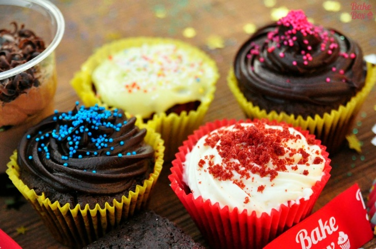 cupcakes from FLOC