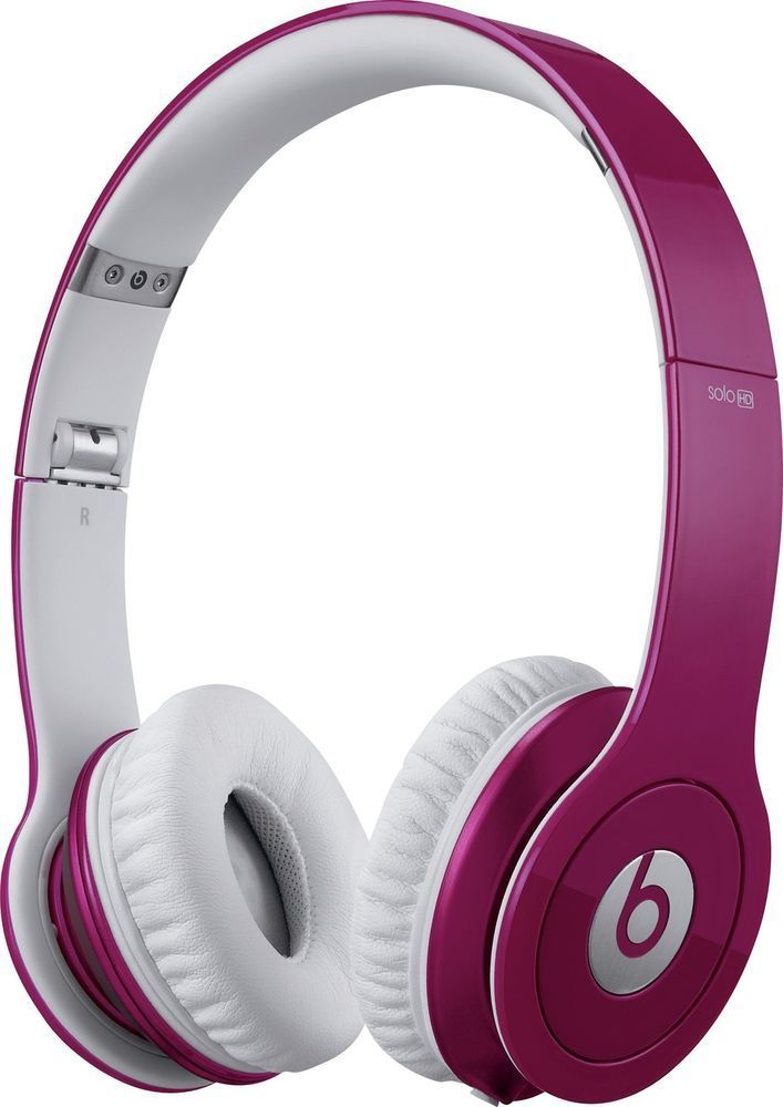 47c04de77b6 Details about Beats by Dr. Dre Mixr Headband Headphones - Pink in 2019 |  Beats | Headphones, Beats studio headphones, In ear headphones