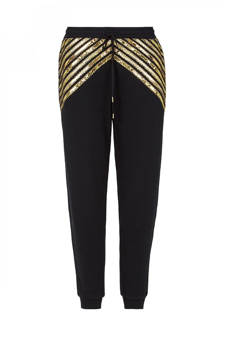Embellished Jogger Pants • Sass and Bide