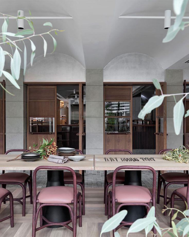 PThe Industrial 12 Micron Restaurant In Sydneys Barangaroo Says It All About