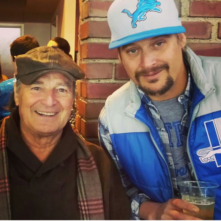 Kid Rock An His Dad William