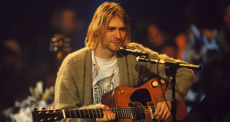 Kurt Cobain's Ex-Son-in-Law Won't Return His Guitar to His Daughter, Frances Bean  - Esquire.com
