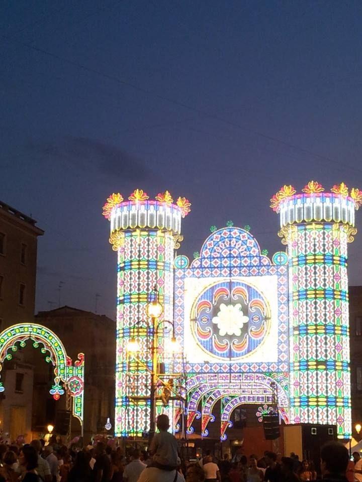Festa di Sant'Oronzo, Patrono della città di Lecce - 26 agosto 2013