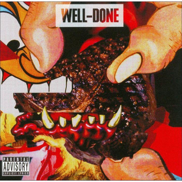 Statik Selektah/Action Bronson - Well-Done [Explicit Lyrics] (CD)