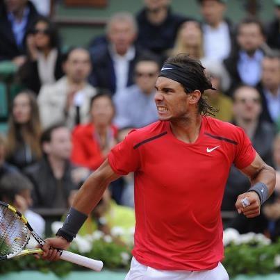 Rafael Nadal ~ Tennis Player