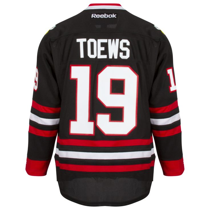 834827867 ... 50% off chicago blackhawks mens black alternate jonathan toews premier  jersey by reebok chicago blackhawks