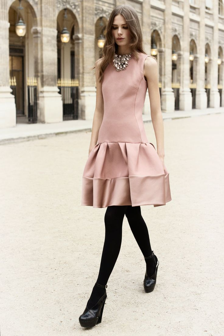 Christian Dior Pre-Fall 2012 - Runway Photos - Fashion Week - Runway, Fashion Shows and Collections - Vogue