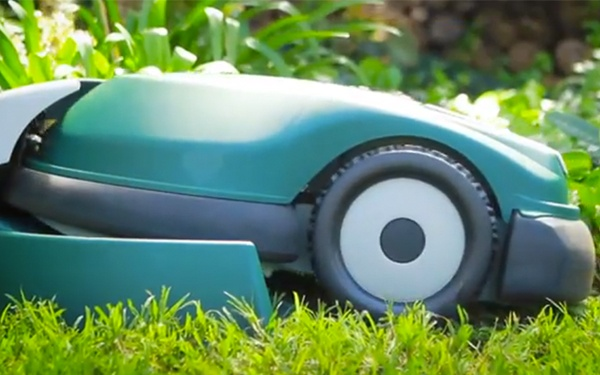 "Household robots take ""work"" out of ""housework."""