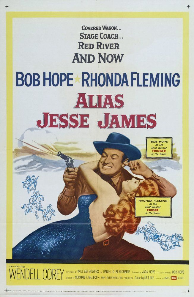 Alias Jesse James (1959) - IMDb