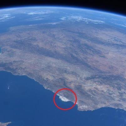El Ejido desde el espacio II