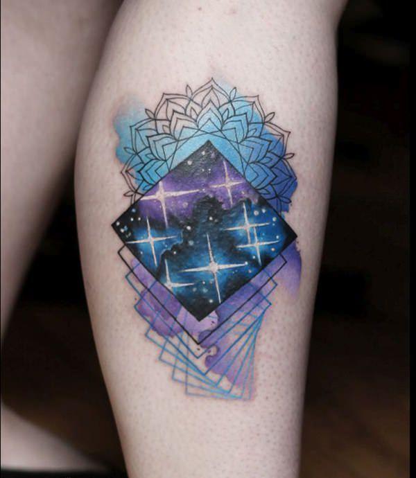 125 Mandala Tattoo Designs With Meanings: Meilleur 125 Conceptions De Tatouage De Mandala Avec Des