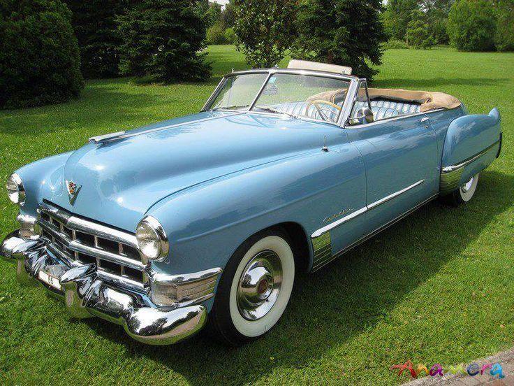 1949 Cadillac Series 62 Cabrio,  #cabrio #cadillac #series #Klassiche Cadillac Auto