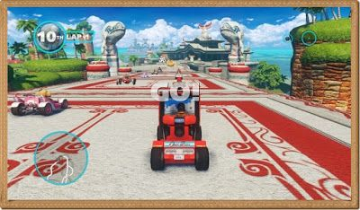Sonic and All Stars Racing Transformed PC Games Gameplay