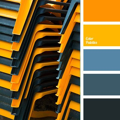 almost black color, arsenic color, blue-gray color, color selection, color solution for decoration, deep blue green, gray-blue, gray-green, honey, orange and gray, shades of yellow, teal color, yellow-orange.