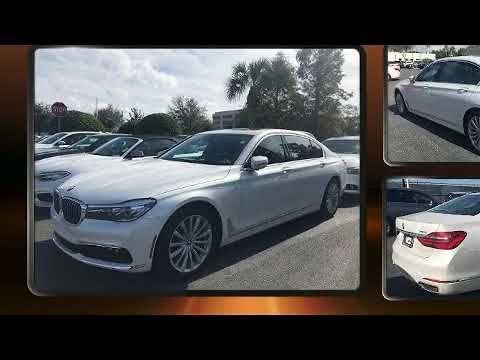 2018 BMW 7 Series 740i in Winter Park FL 32789