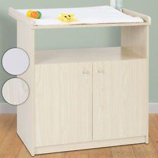 Fasciatoio cassettiera neonato legno MDF colore a scelta