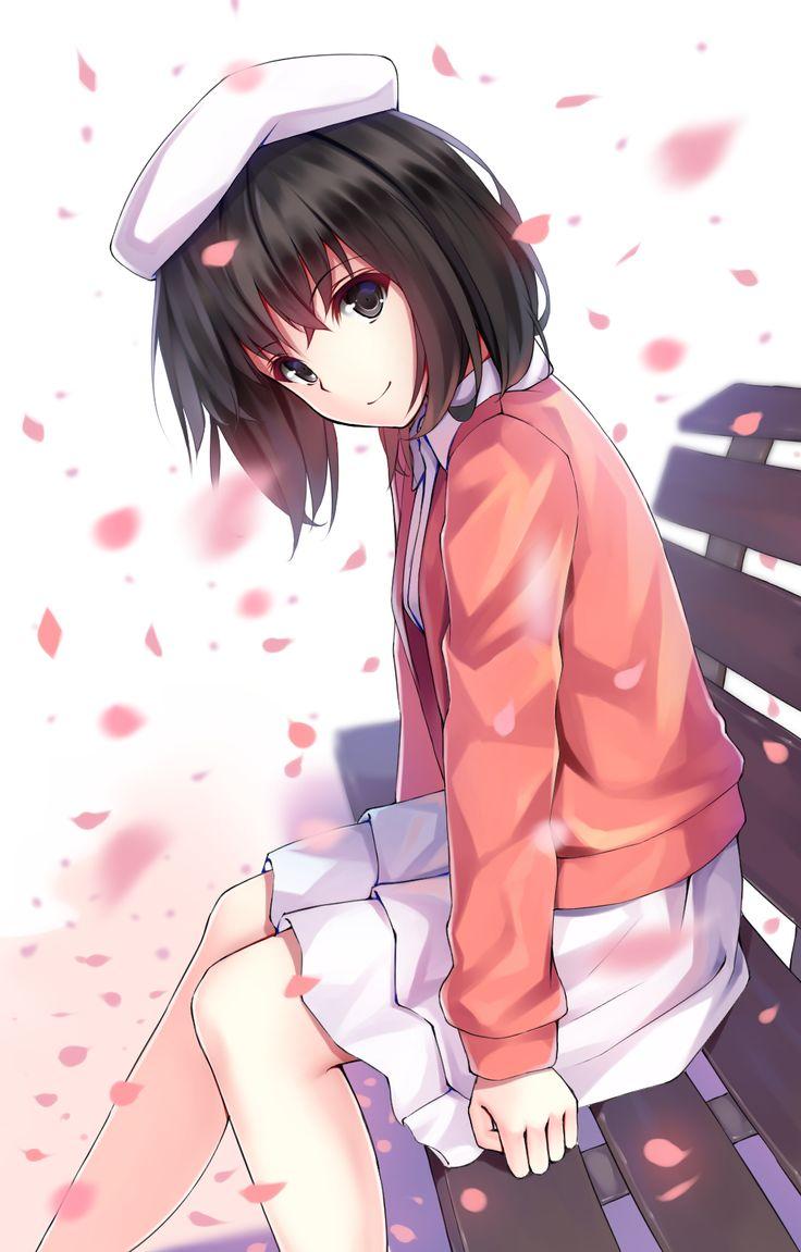 Cute Anime Girls on