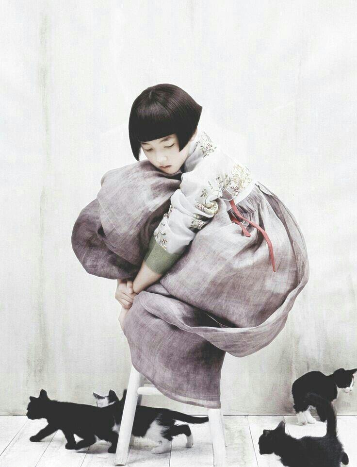 Korean Vogue 2007 #vogue