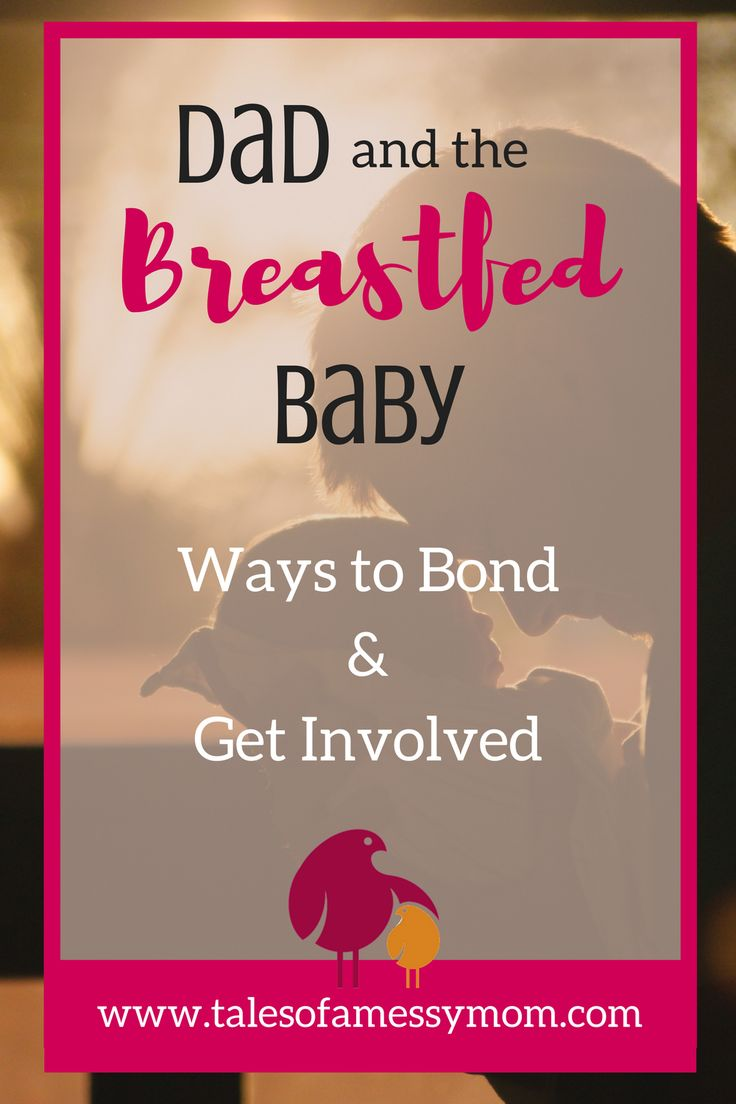 Dads can often feel left out, especially if baby is breastfed. Take some helpful hints and tips from a new dad on how he bonded with baby and got involved with the breastfeeding process.